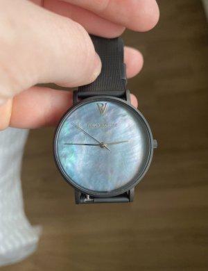 Paul Valentine Uhr Black Seasheel Limited Edition