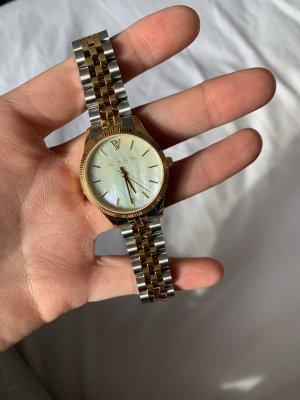 Paul Valentine Zegarek automatyczny srebrny-złoto