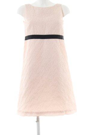 Paule ka A-Linien Kleid nude-schwarz Casual-Look