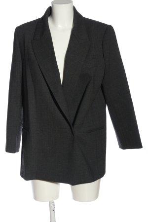 Paule ka Short Blazer light grey business style
