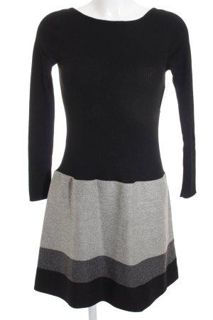 Paule ka Longsleeve Dress striped pattern