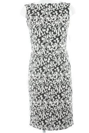 Paule ka Midi Dress white-black classic style
