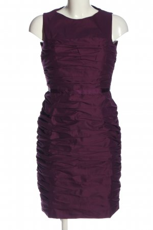 Paule ka Mini Dress lilac elegant