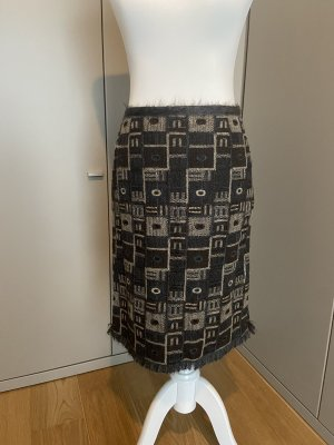 Paule ka Midi Skirt black-grey brown