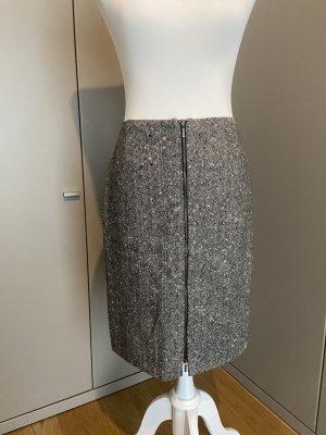 Paule ka Midi Skirt grey-grey brown