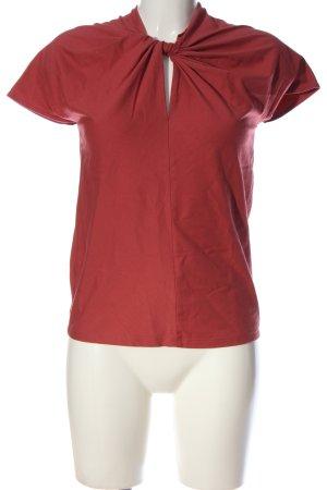 Paule ka Slip-over Blouse red casual look