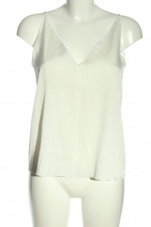 Paule ka Strappy Top white casual look