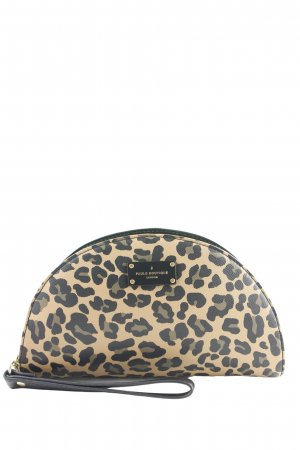 Pauls Boutique Clutch Leomuster Animal-Look