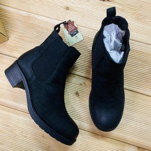 Pavement Damen Chelsea Boots Eco Wolle Gr 39 NEU