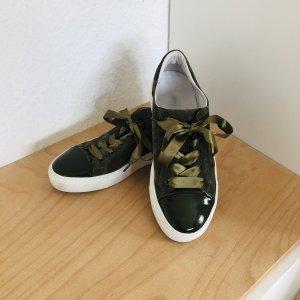 Pavement - Olivgrüne Sneaker Gr. 40