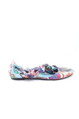 Payma Riemchen-Sandalen abstraktes Muster Casual-Look