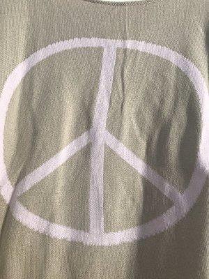 Peace Pullover 50% Cotton