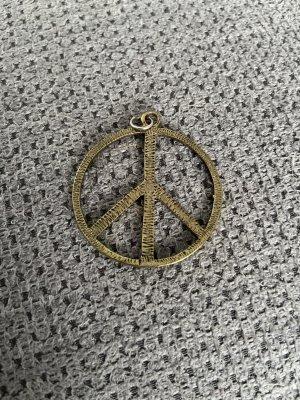 Peace Zeichen Anhänger