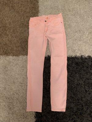 Staccato Jeans a gamba dritta albicocca