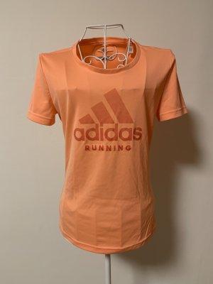 Adidas Koszulka sportowa Wielokolorowy Poliester