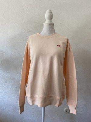 Levi's Crewneck Sweater apricot-red
