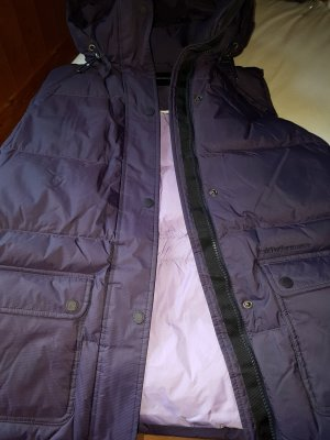 Peak performance Down Vest purple polyamide