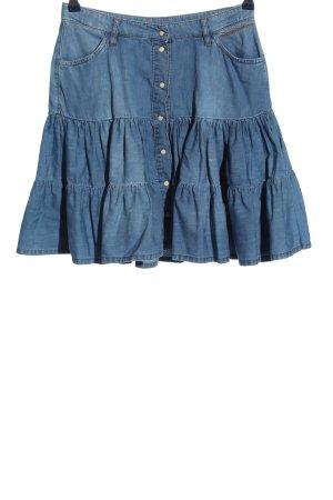 Peak performance Flared Skirt blue casual look