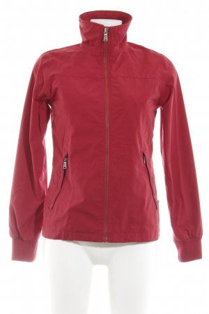 Peak performance Outdoorjacke rot Casual-Look