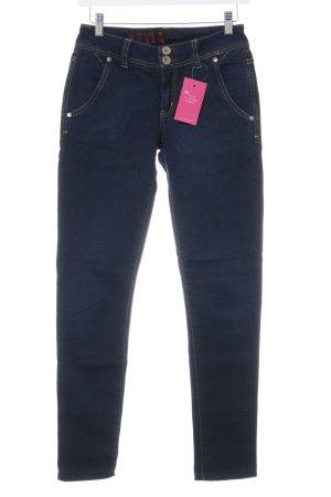 """Peak performance Slim Jeans """"Keyla"""" dunkelblau"""