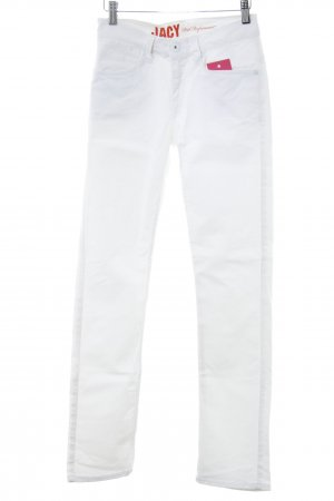 "Peak performance Straight-Leg Jeans ""Jacy"" weiß"