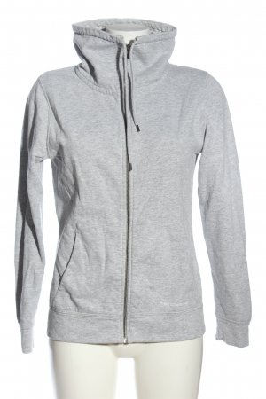 Peak performance Sweatshirt hellgrau Casual-Look