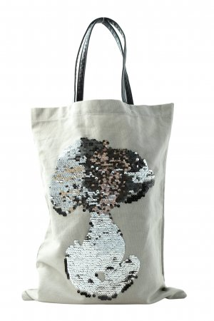 Peanuts Pouch Bag multicolored casual look