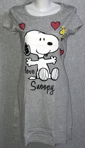 Peanuts Snoopy Nachthemd Longshirt Größe S Neu OVP