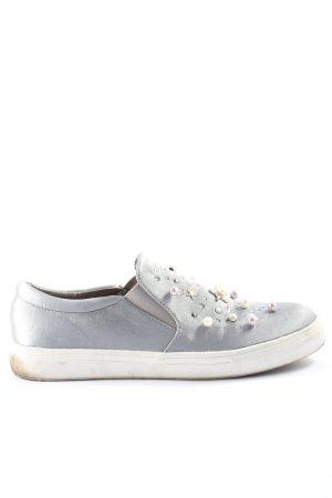 Pearls Schlüpfsneaker