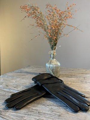 Pearlwood Rękawiczki skórzane czarny