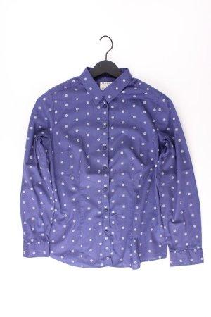 PECKOTT Bluse Größe 40 blau