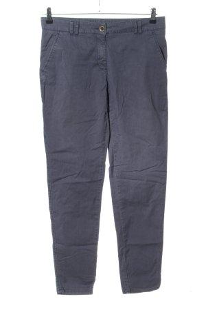 Peckott Chinohose blau Casual-Look