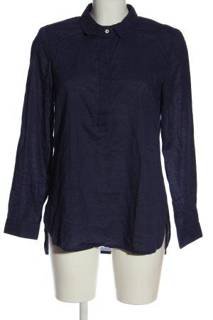 Peckott Shirt Blouse blue casual look