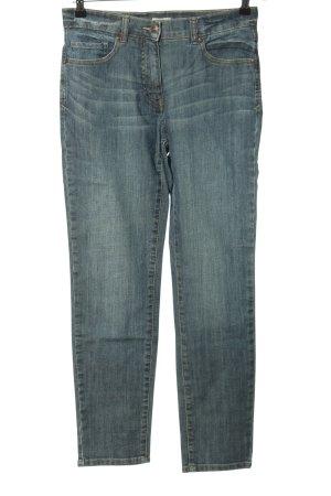 Peckott High Waist Jeans blue casual look