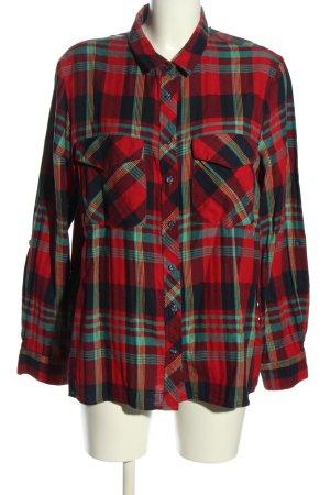 Peckott Lumberjack Shirt allover print casual look