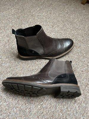 Peckott Desert Boots taupe