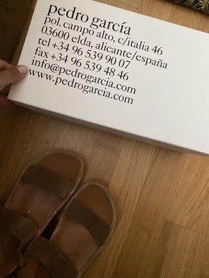Pedro Garcia 41 sandalen 41 leder
