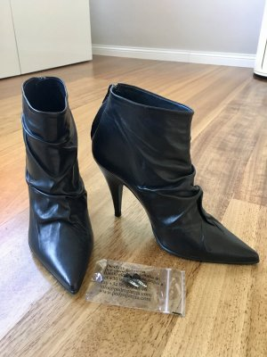 Pedro Garcia Ankle Boots Stiefelette 38 Leder neu NP 299,00€
