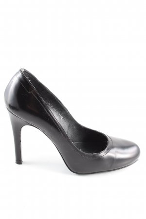 Pedro garcia High Heels schwarz Business-Look