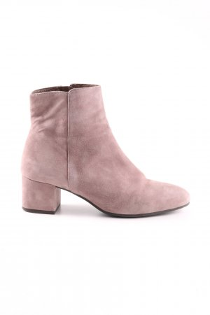 Pedro Miralles Booties wollweiß Casual-Look