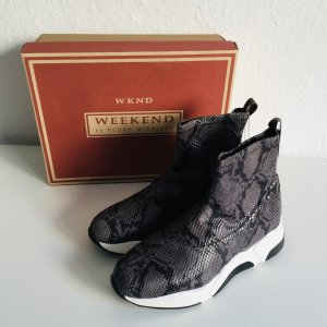 Pedro Miralles Sneaker Snake Grey Gr.39 New