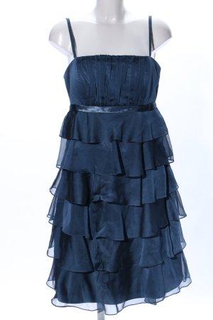 Peek & Cloppenburg Bandeaukleid blau Elegant