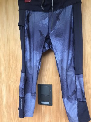 Peak performance Pantalone da ginnastica multicolore