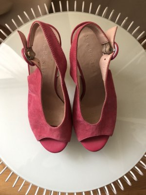 Peep Toes | 70s Style | Pink