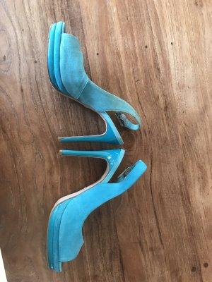 Peep Toes von BUFFALO, Größe 39,5