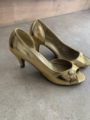 Peeptoe Schuhe
