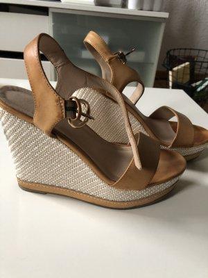 Graceland Plateauzool sandalen veelkleurig