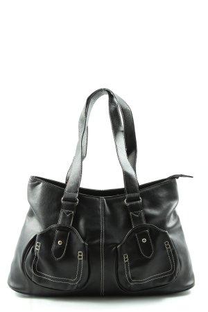 PEGABO Shoulder Bag black casual look