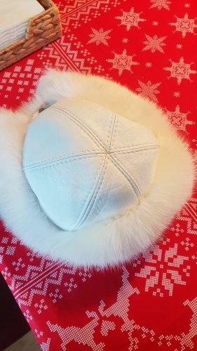 Fur Hat white fur