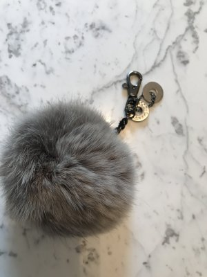 Oakwood Key Chain silver-colored pelt
